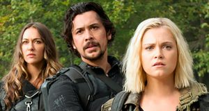 The 100 Temporada 6 - Echo, Bellamy y Clarke