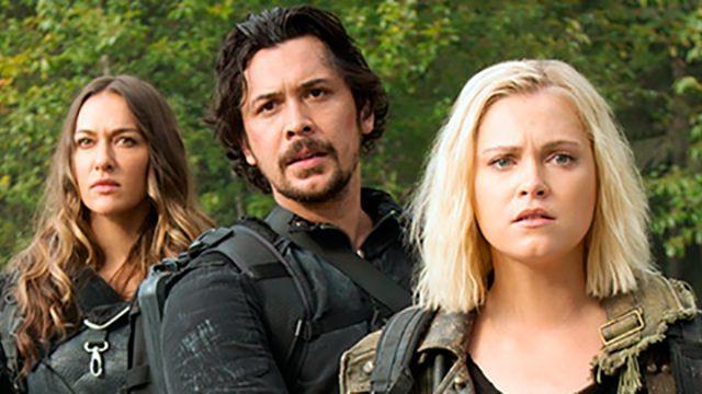 The 100 Temporada 6 - Echo, Bellamy y Clarke
