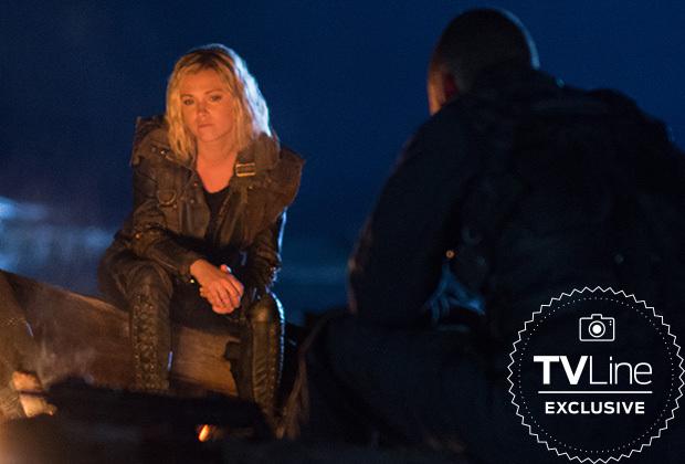 The 100 Temporada 6 - Clarke Griffin (Eliza Taylor)