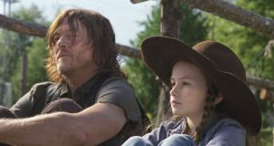 The Walking Dead 9x14 - Daryl y Judith