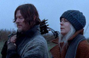 The Walking Dead 9x16 (Season Finale) - Daryl y Carol en el final de temporada