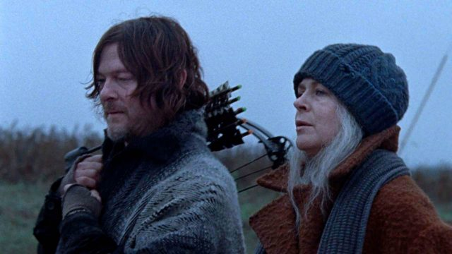 The Walking Dead 9x16 (Season Finale) - Daryl y Carol en el final de temporada