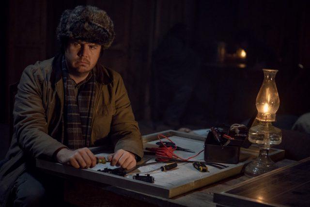 The Walking Dead S09E16 - Josh McDermitt como Eugene Porter