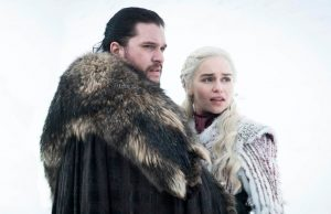 Jon Snow y Daenerys Targaryen en Game of Thrones 8x01 (Episodio 68) - Carlost.net