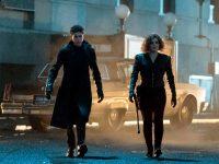 Bruce y Selina en Gotham 5x11, penúltimo episodio de la serie
