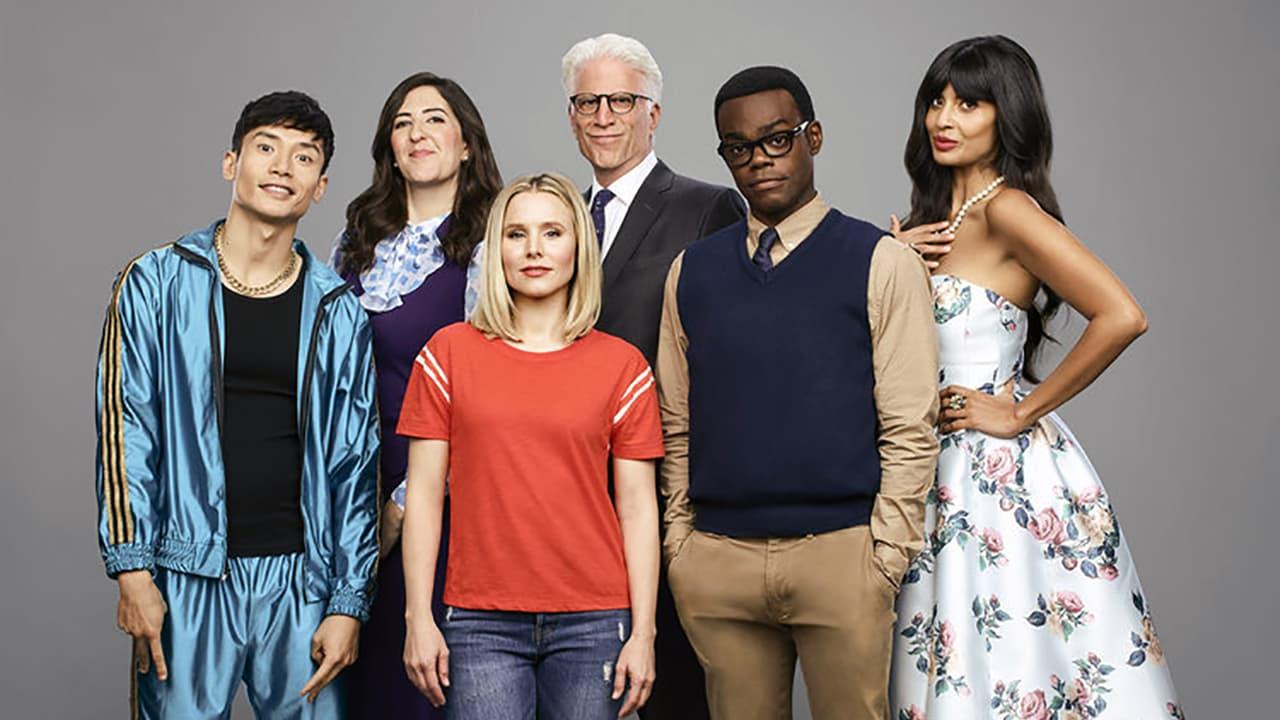 VIDEO - The Good Place ya está grabando su cuarta temporada