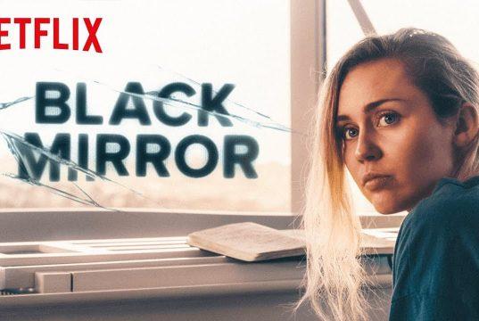 Miley Cyrus en la quinta temporada de Black Mirror