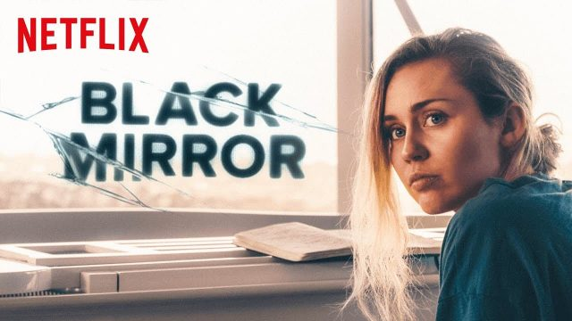 Miley Cyrus en la quinta temporada de Black Mirror