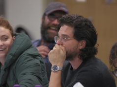 Sophie Turner y Kit Harington en escenas del documental de Game of Thrones - The Last Watch (La {Ultima Guardia)
