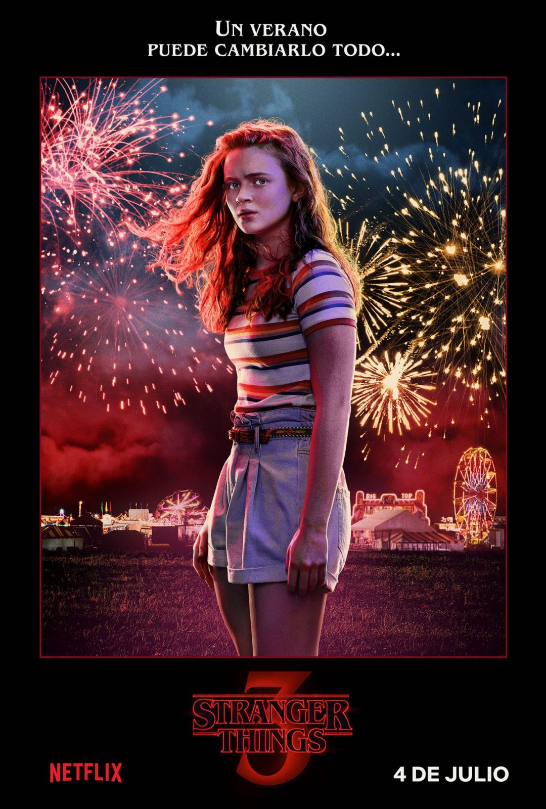 Sadie Sink como Max Mayfield