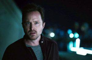 Aaron Paul en la tercera temporada de Westworld (2020)