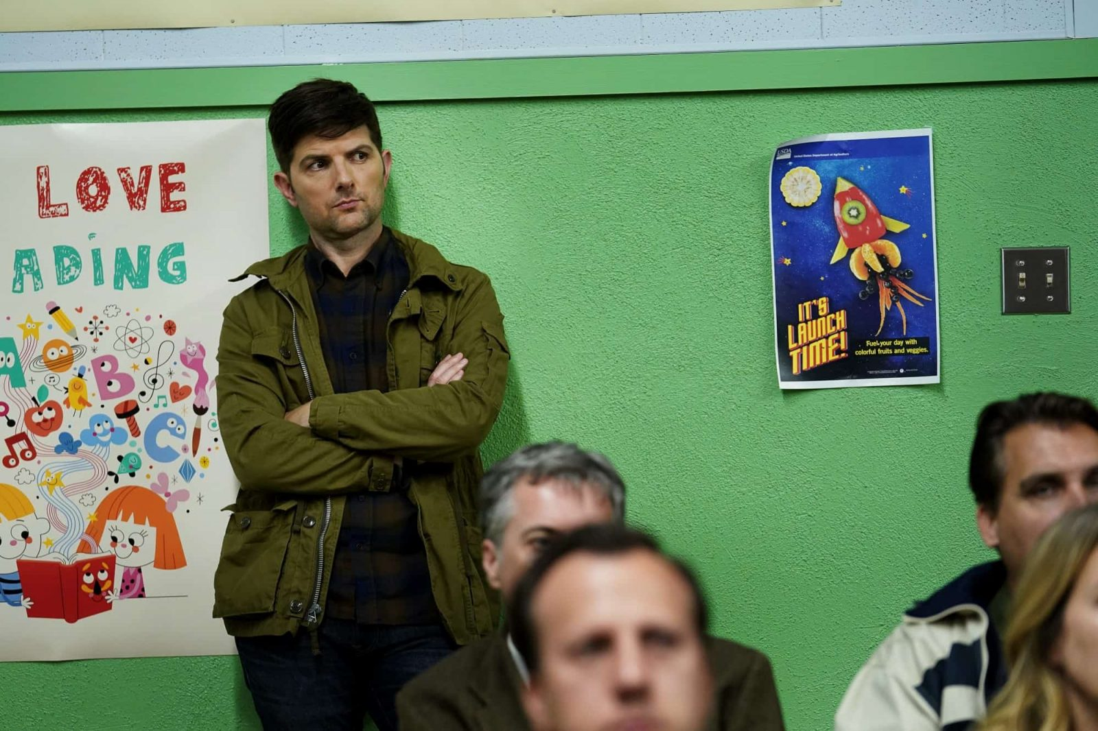 Ed (Adam Scott) en Big Little Lies Temporada 2 Episodio 3