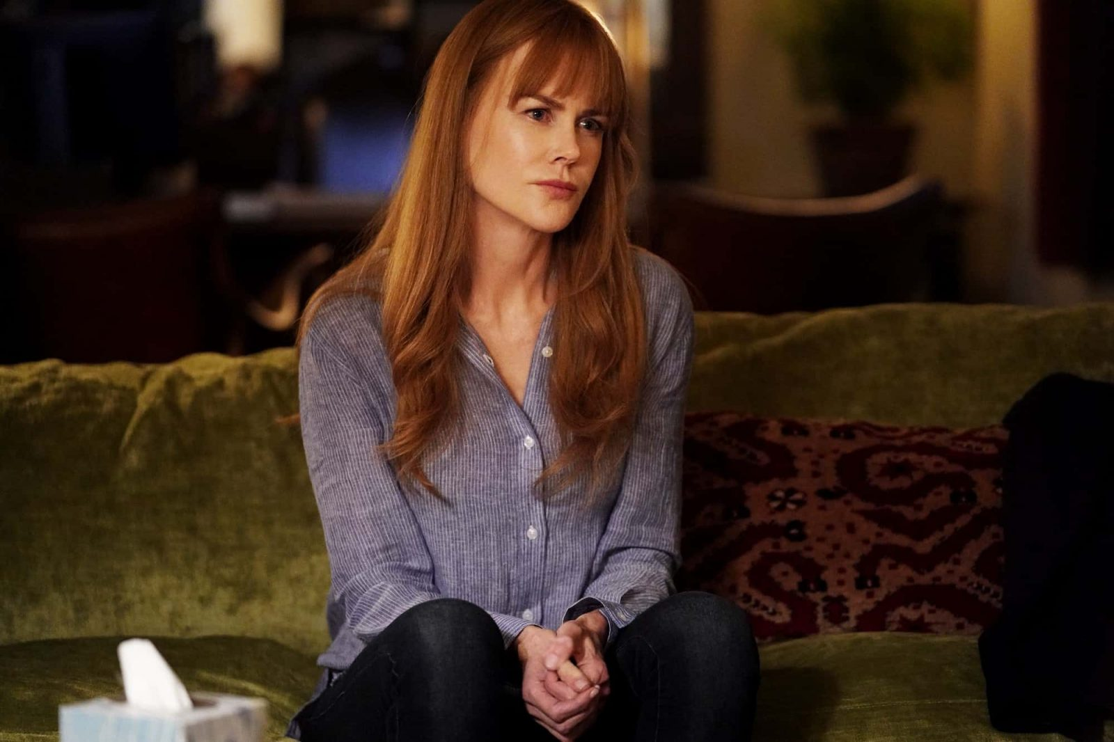 Celeste (Nicole Kidman) en Big Little Lies 2.03
