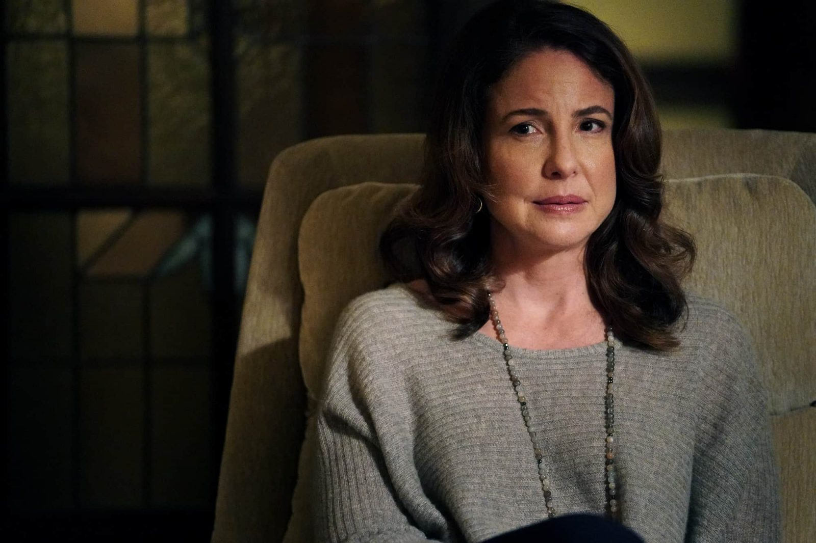 La Dra. Reisman (Robin Weigert) en el episodio 2x03 de Big Little Lies