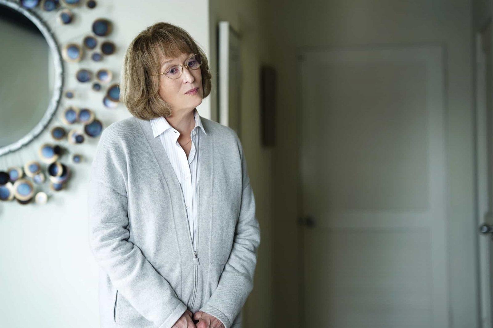 Meryl Streep como Mary Louise en Big Little Lies S02E04 She Knows