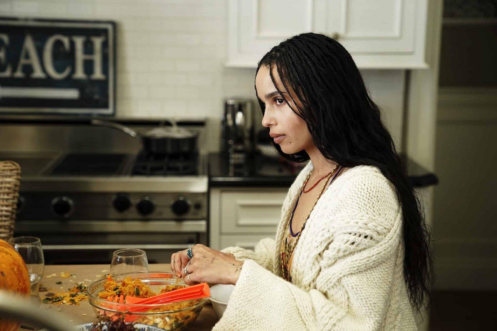 Zoe Kravitz como Bonnie en Big Little Lies S02E04 She Knows