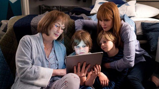 Meryl Streep y Nicole Kidman en la segunda temporada de Big Little Lies