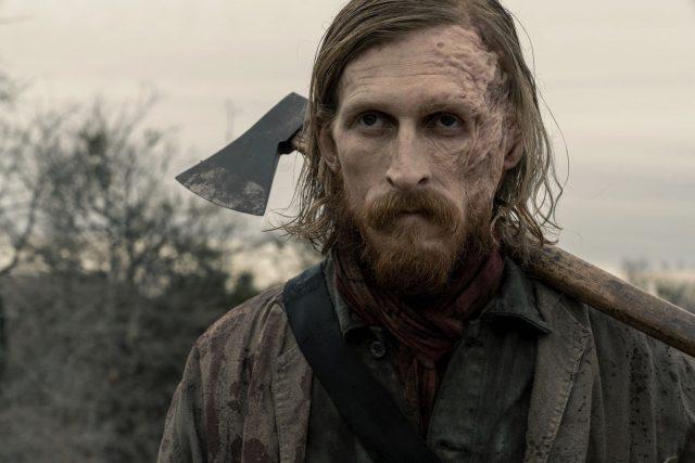 Dwight en Fear The Walking Dead 5x03