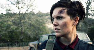 Althea (Maggie Grace) en Fear The Walking Dead 5x05