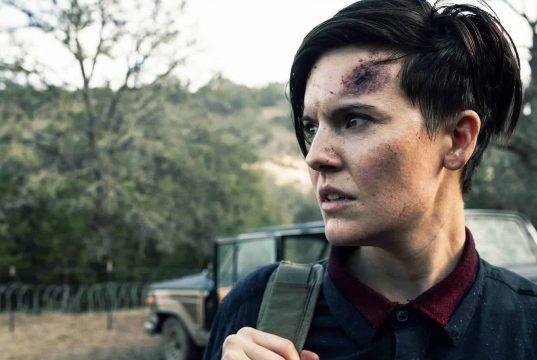 Althea (Maggie Grace) en Fear The Walking Dead 5x05