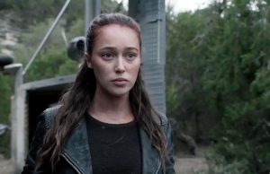 Alicia en Fear The Walking Dead 5x02