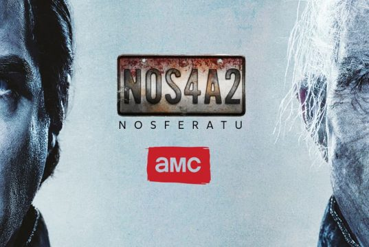 NOS4A2 (Nosferatu) - Nueva serie de vampiros de AMC