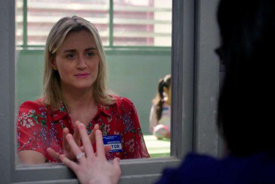 Piper y Alex en el tráiler de la temporada 7 de Orange Is The New Black