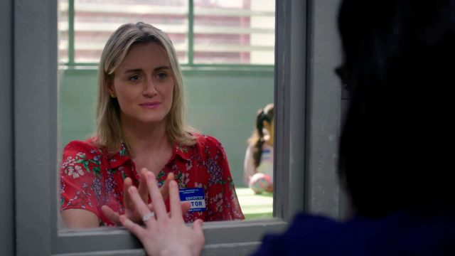 Piper y Alex en el tráiler de la temporada 7 de Orange Is The New Black