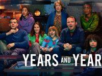 La familia Lyons, protagonistas de la miniserie Years and Years