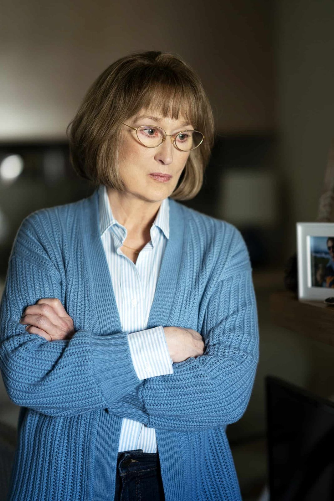 Meryl Streep como Mary Louise en Big Little Lies S02E05 Kill Me