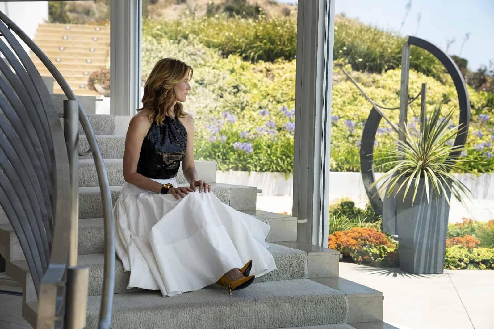 Laura Dern como Renata Klein en Big Little Lies 2x06