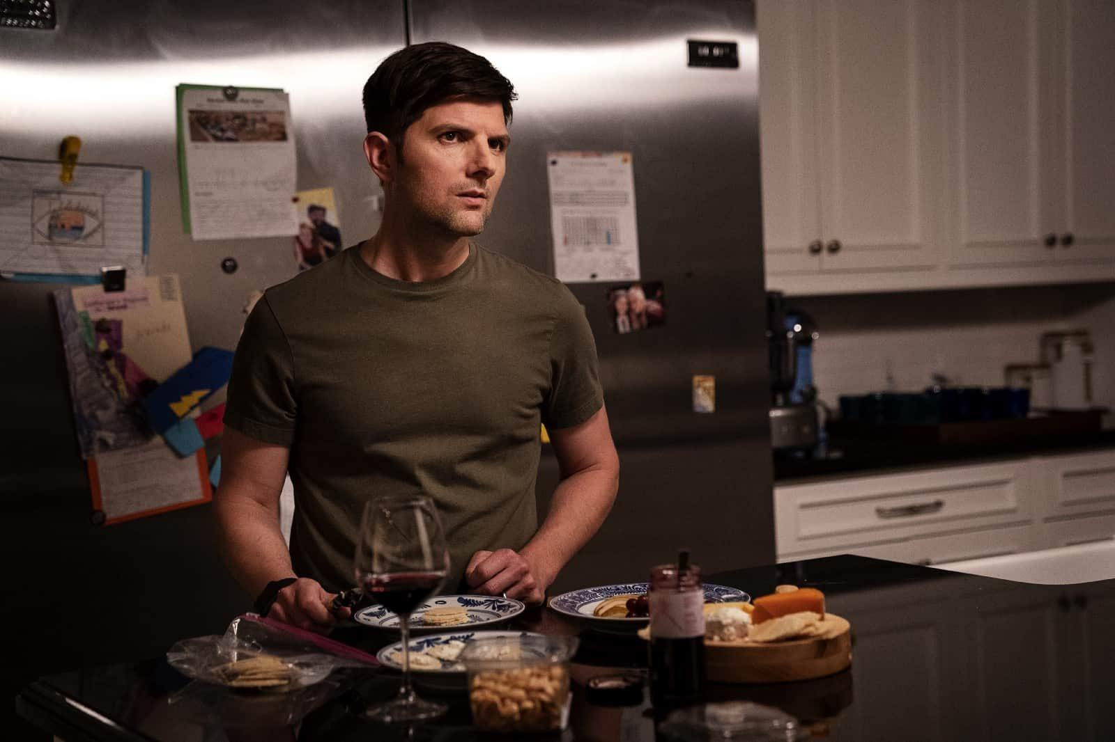 Adam Scott como Ed Mackenzie en Big Little Lies Temporada 2 Capitulo 6