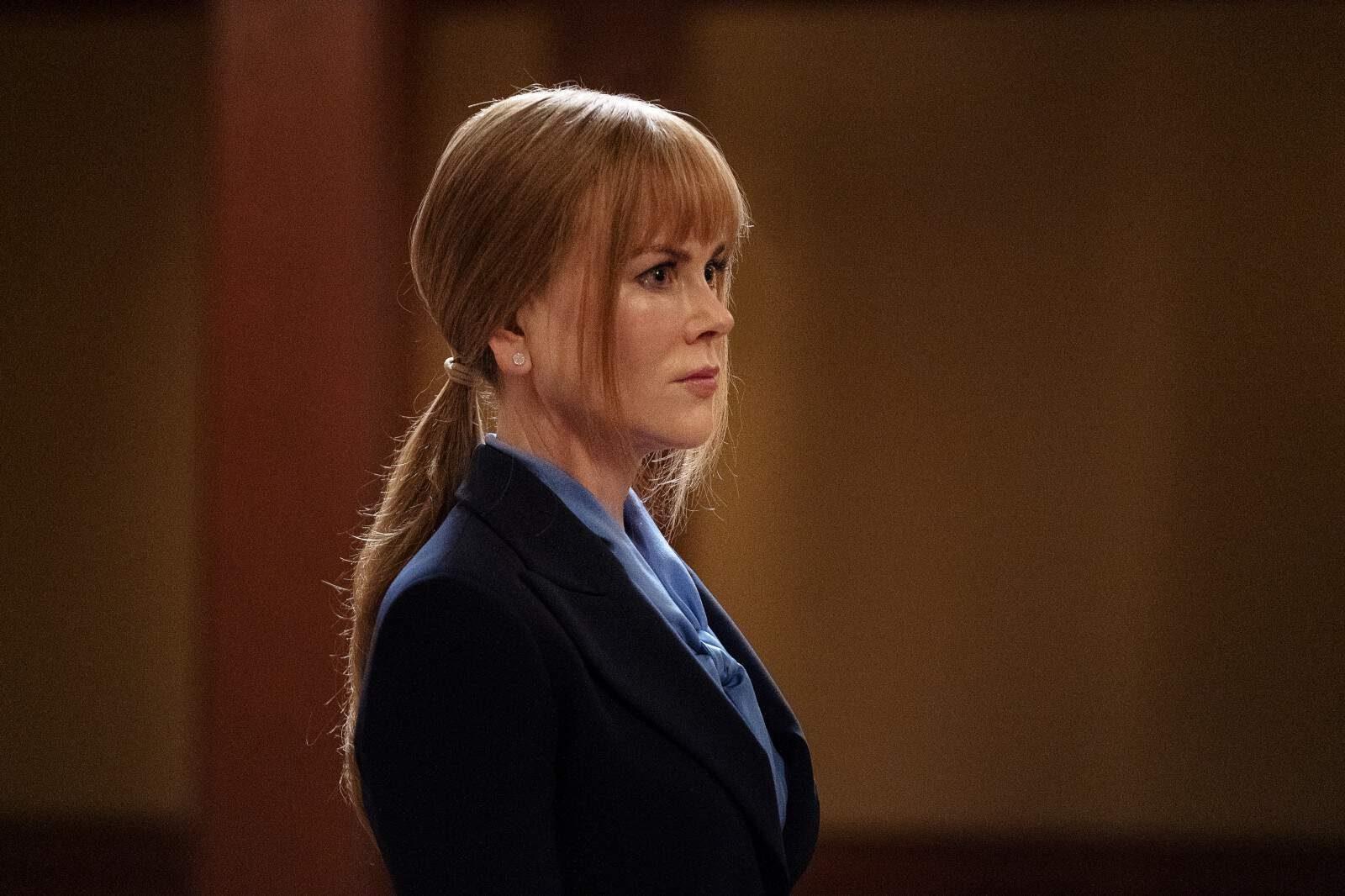 Nicole Kidman como Celeste en BLL 2x07
