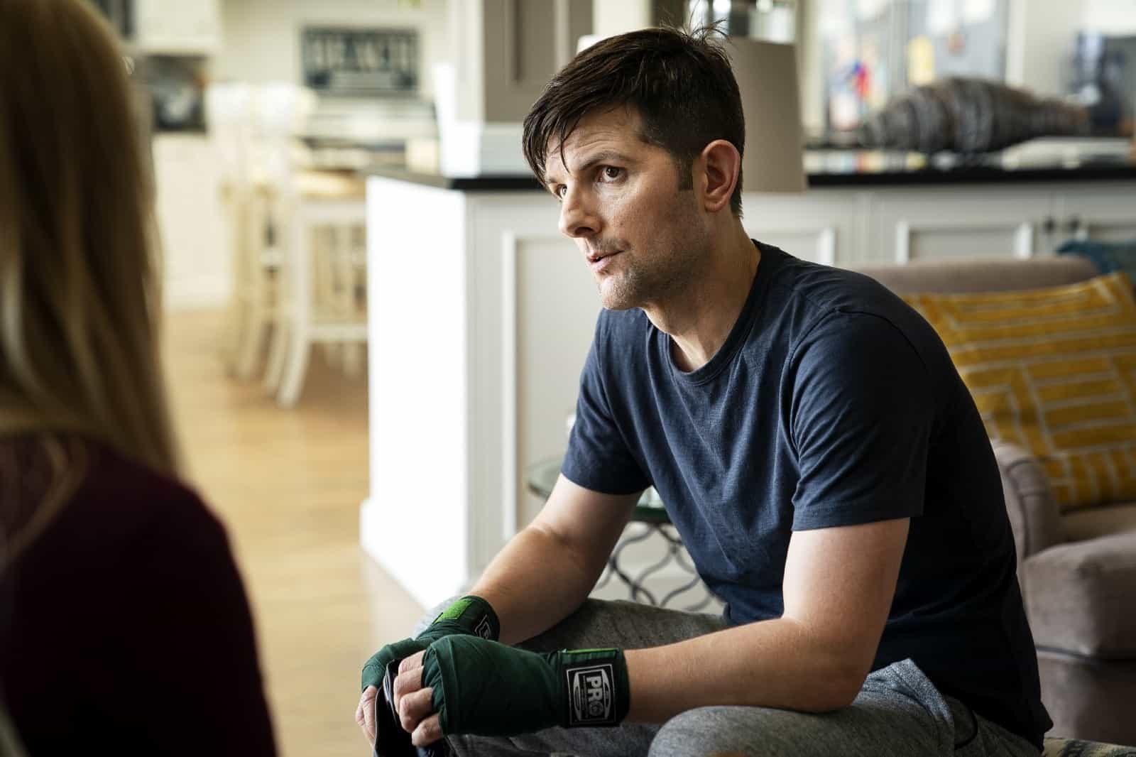 Adam Scott como Ed Mackenzie en Big Little Lies Temporada 2 Capitulo 7