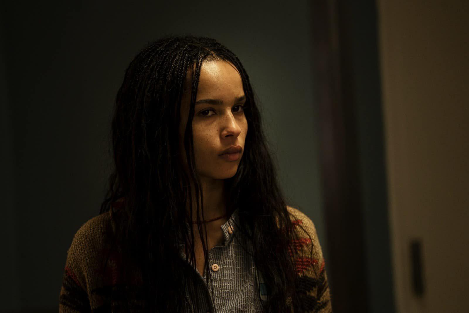 Zoe Kravitz como Bonnie en Big Little Lies S02E07 I Want to Know