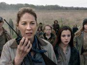 June (Jenna Elfman) en Fear The Walking Dead Temporada 5 Capitulo 8