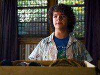 Dustin en el capítulo final de la tercera temporada de Stranger Things