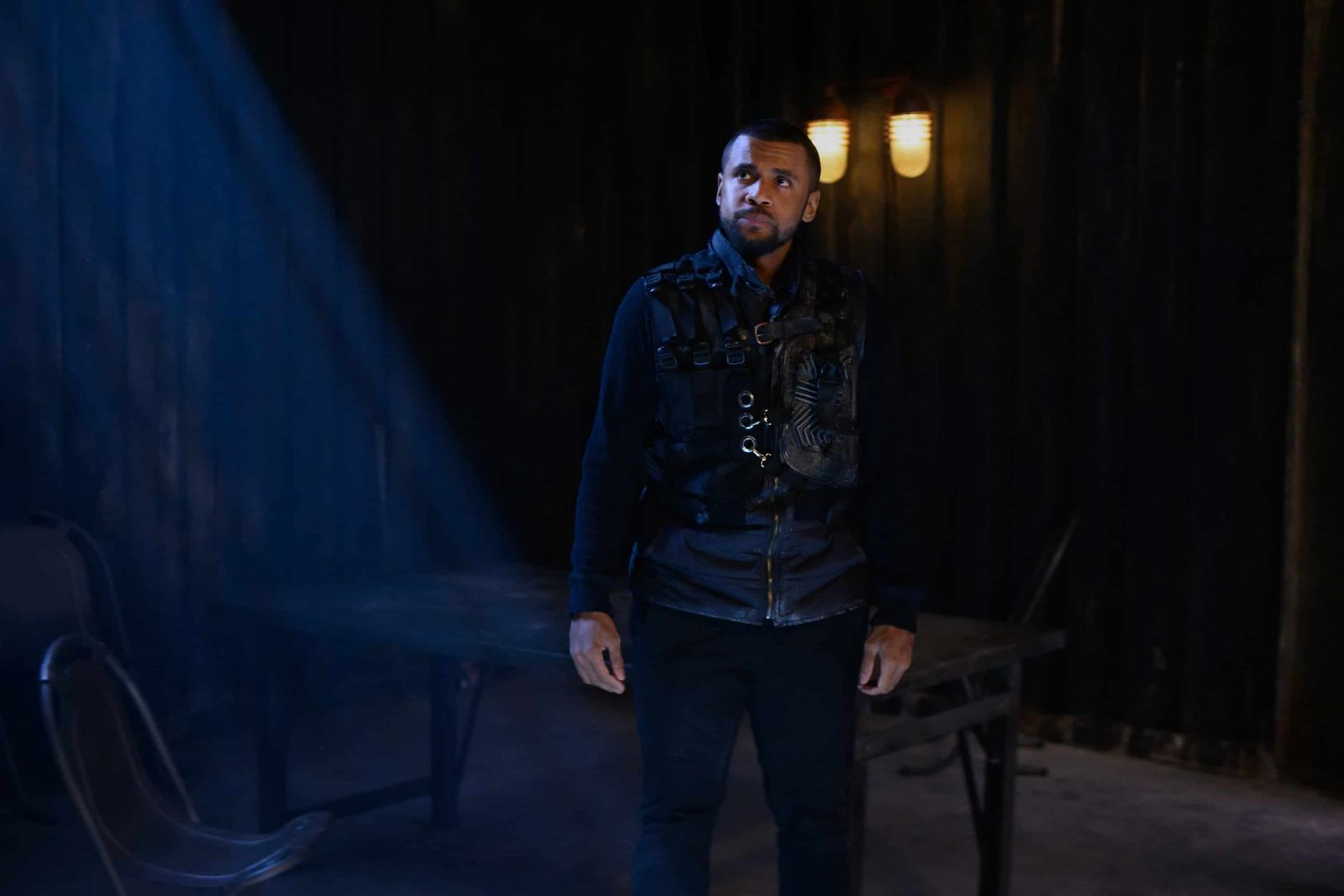 Jarod Joseph como Miller en The 100 S6E11