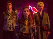 Samuel, Rebeca y Nadia en Élite Temporada 2