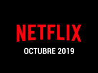Estrenos Netflix Octubre 2019