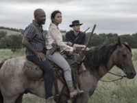 Morgan y Grace en el final de temporada de FearTWD 5x16