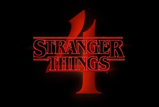 Stranger Things Temporada 4 (Netflix)