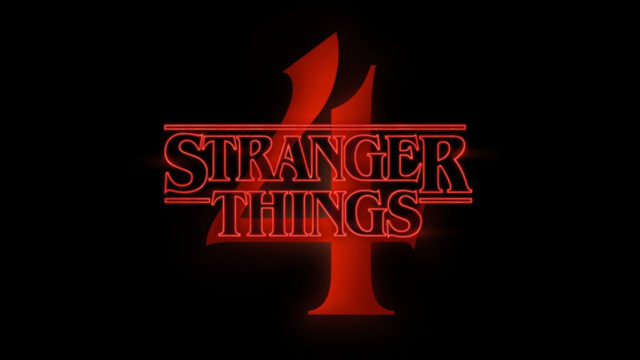 Stranger Things Temporada 4 (Netflix)