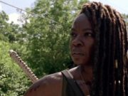 Michonne en The Walking Dead 10x03 Ghosts
