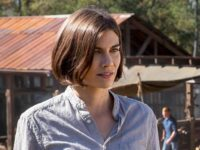 Lauren Cohan como Maggie en The Walking Dead
