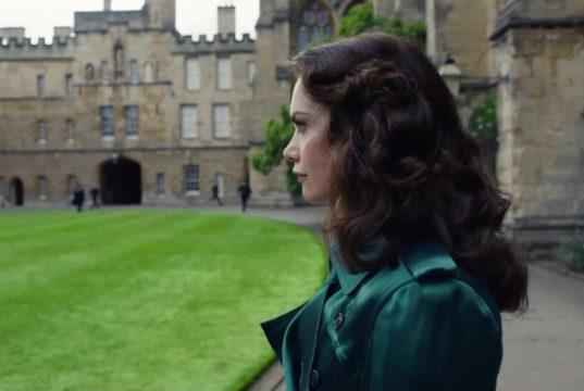 Ruth Wilson como Marisa Coulter en His Dark Materials 1x03