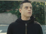 Rami Malek como Elliot Alderson en el final de Mr. Robot 4x12 + 4x13