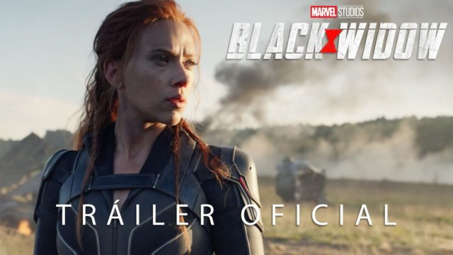 Tráiler de la película Black Widow