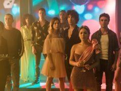 Omar, Ander, Nadia, Guzmán, Cayetana, Rebeca, Valerio, Lucrecia, Samuel y Carla en Élite Temporada 3