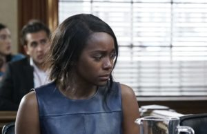 Michaela en How to Get Away With Murder 6x10